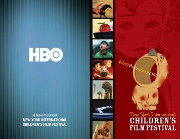 CHILDREN'S - New York International Children's Film Festival