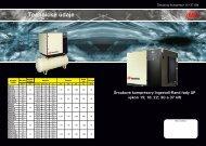 15 - 37 kW - Kompresory.com