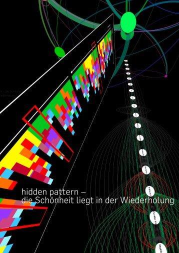 Roland Pavloski Masterthesis - hidden pattern