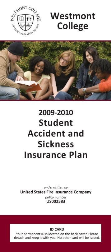 Westmont College - ASCENSION Benefit & Insurance Solutions ...