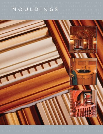MOULDINGS - Hardwoodweb.com