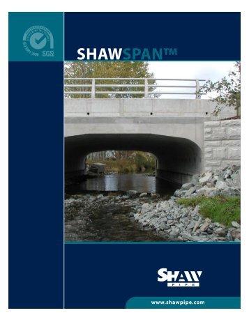 SHAWSPAN™ - Shaw Precast Solutions
