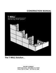 Construction Manual - Shaw Precast Solutions