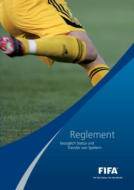 Reglement Status and Transfer.indd