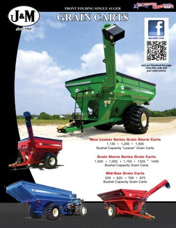 GRAIN CARTS - Hankinson Sales & Marketing