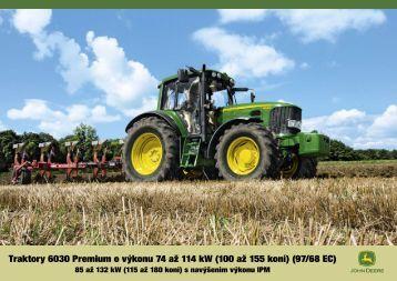 John Deere 6030 Premium
