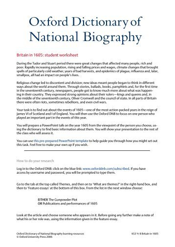 a pdf version - oxford citizens housing association, Presentation templates