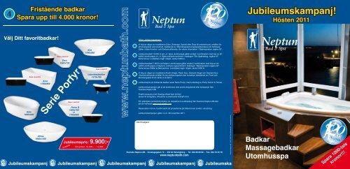 Jubileumskampanj! - Neptun