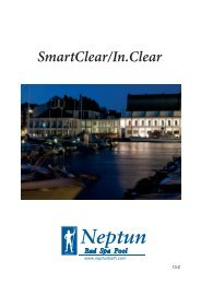 Neptun SmartClear/In.clear instruktion 2013