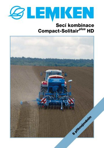 Lemken Compact-Solitair HD