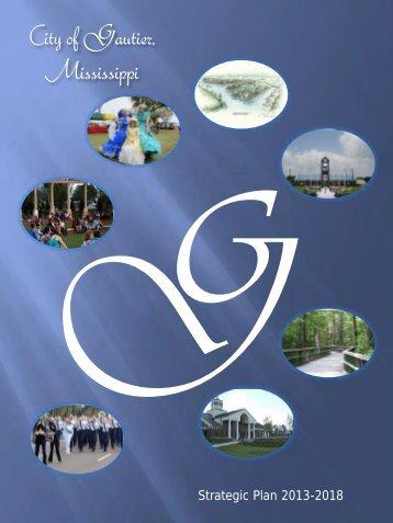 Strategic Plan 2013-2018 - City of Gautier