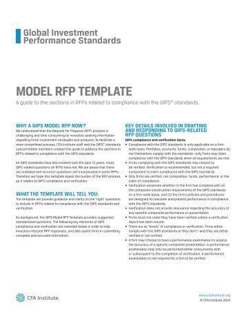 rfp template strawman