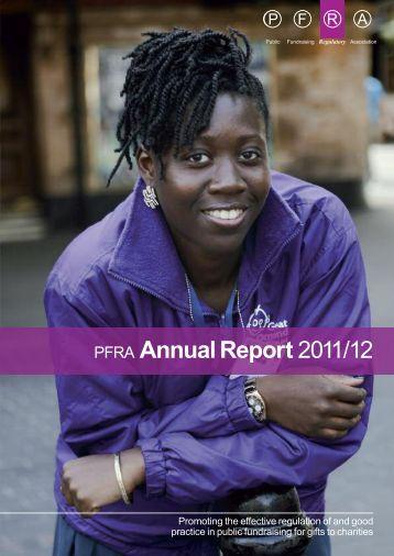 PFRA Annual Report 2012 screen version.pdf - the Public ...