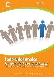download folder om lederuddannelsen - Institut for Relationspsykologi