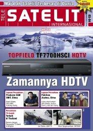 TOPFIELD TF7700HSCI HDTV - TELE-satellite International Magazine