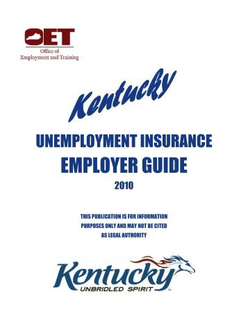 EMPLOYER GUIDE - Office of Employment and Training