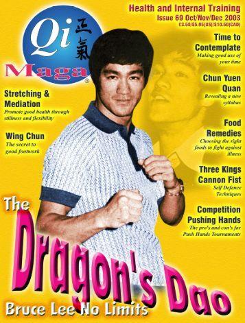 Issue 69 - Tse Qigong Centre