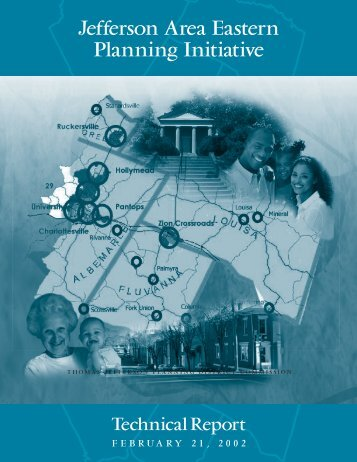 Technical Report - Thomas Jefferson Planning District Commission