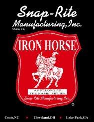 Manufacturing,Inc. - Snap-Rite