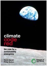 Climate Code Red - Dark Optimism