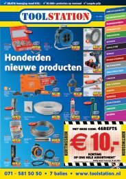 Toolstation folder 11 mei t/m 30 juni 2015
