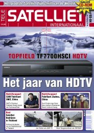 Conclusie van de Expert + - TELE-satellite International Magazine