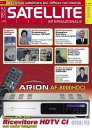 Ricevitore HDTV CI - TELE-satellite International Magazine