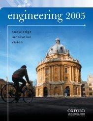 knowledge innovation vision - Oxford University Press
