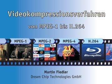 MPEG-1 MPEG-2 MPEG-4 H.264