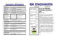 Årgang 6 - Nr. 4 side 1-20 - BK Enghaven