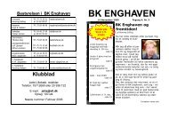 Årgang 4 - Nr. 3 side 1-9 - BK Enghaven