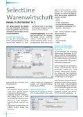insider 2015/01 - SelectLine Software - Page 4