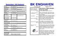 Årgang 7 - Nr. 4 side 1-24 - BK Enghaven