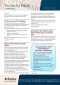 The Bayley Planet - March 2013 - Page 2