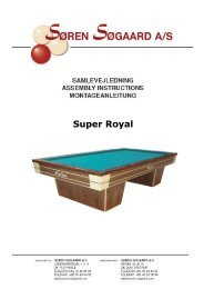 Super Royal - Soren-sogaard.com