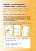 Bonito – edistää ja rakentaa myyntikulttuuria kanssasi - Page 2
