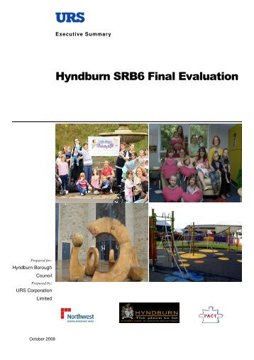 Item 12 - Final Evaluation of the SRB6 Programme - Summary Report