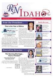 RN Idaho - May 2015