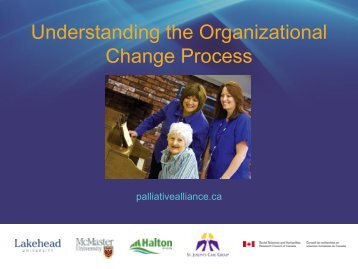 Understanding the Organizational Change Process - Quality ...