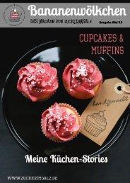 Bananenwölkchen - Cucpakes & Muffins - das Magazin von Zuckerimsalz