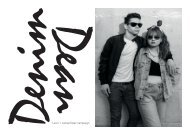 Denim + James Dean Online Look Book
