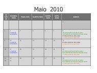 Maio 2010 - AAGI-ID Associação Amigos da Grande Idade