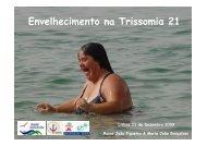 Envelhecimento na Trissomia 21 - AAGI-ID Associação Amigos da ...