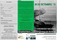Programa Provisório em PDF - AAGI-ID Associação Amigos da ...