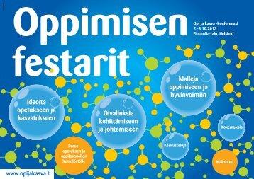 Opi ja kasva - Forum Virium Helsinki