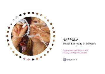 NAPPULA - Forum Virium Helsinki