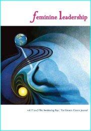 Feminine Leadership - Gnostic Centre
