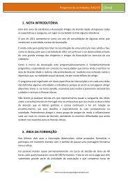 Documento em PDF - AAGI-ID Associação Amigos da Grande Idade