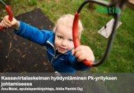 Aktia - Forum Virium Helsinki