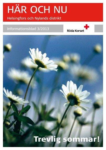 Här och nu 3_2013 - Red Cross